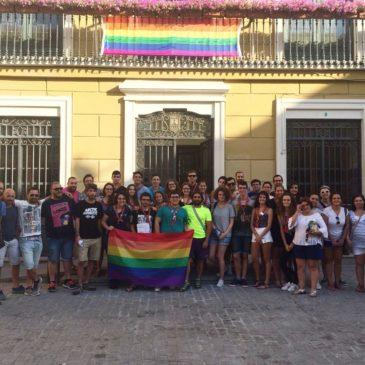 Grupo Scout San Jorge de Cieza presenta una moción contra la LGTBIfobia